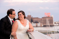 Kelly + Jeff -- The Cathedral of Mary Our Queen & The Four Seasons Hotel Baltimore