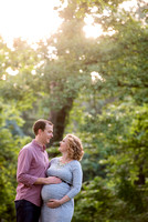 Katie + Josh - The Maternity Session