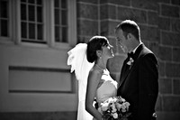 Ali & Tommy -- The Baltimore Basilica + The Country Club of Maryland