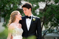 Jessica + Josh -- The George Peabody Library