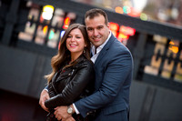 Allie + Val -- The NYC Engagement Session